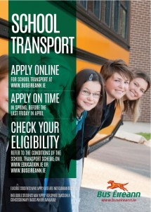 School Transport 2016 - Flyer